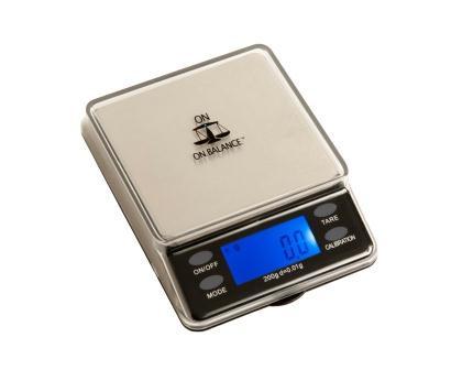 On Balance Mini Table Top Scale MTT-200
