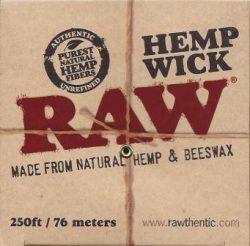 Raw Hemp Wick Ball - 250ft