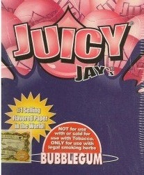 Juicy Jay 1.25 Size - Bubblegum