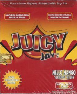 Juicy Jay King Size - Mango