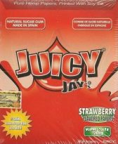 Juicy Jay King Size - Strawberry